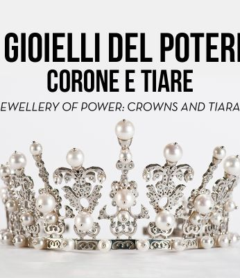 Jewels of power: crowns and tiaras