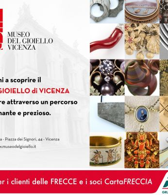 Travel with Trenitalia to Museo del Gioiello